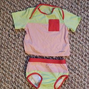 Patagonia swim suit